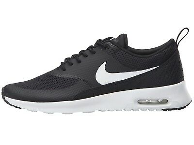 Women Nike Air Max Thea Running Shoes Size 6.5 10 Black White 599409 020