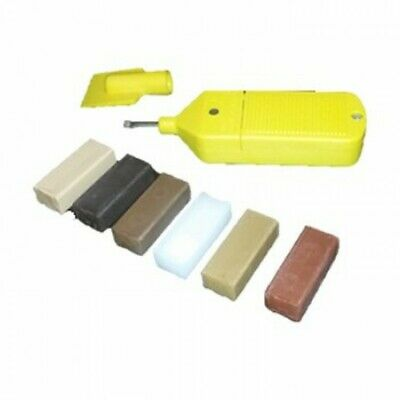Osmo Repair Set / Kit + Coloured Wax Sticks For Wooden Floors / Furniture