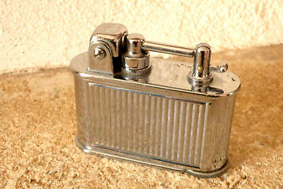 Lancel Ancien Briquet De Table Automatique En Tres Bon Etat