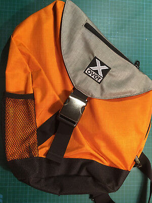 Original X-Over Bag Crossover Landscape Sahara Rucksack orange Gr.M