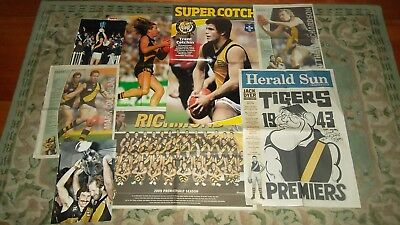 AFL Richmond FC: Posters
