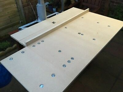 Dewalt Radial Arm Saw 1501 Table Tops With Extension BRAND NEW TABLE TOP