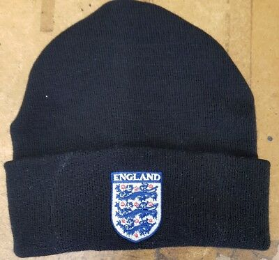 England Football wooly Hat Beanie Hat