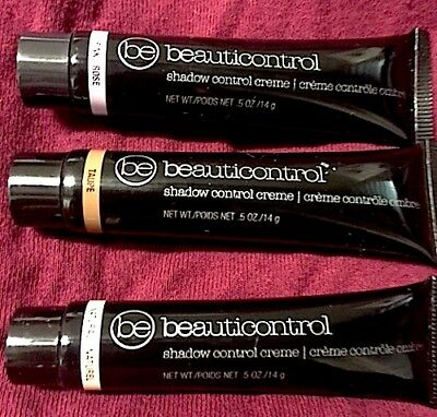 BeautiControl Shadow Control Creme <<You pick shade>> (Taupe, Pink, Natural)