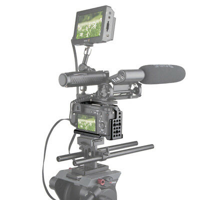 """SmallRig Camera Cage for Sony A6000 A6300 ILCE-6000 ILCE-6300 NEX7 with 1/4"""""""