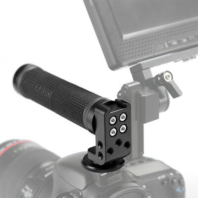 SmallRig Rubber Top Handle Grip with Cold Shoe Mount for  DSLR Canon 5D NIKON