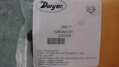 Dwyer 166T telescoping stainless steel pitot tube 36 inch