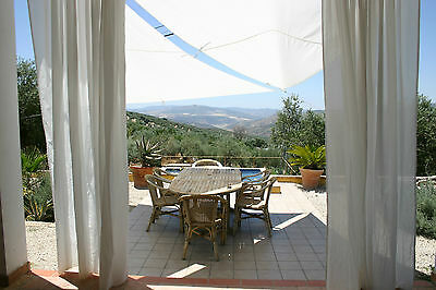 Lovely Villa in Andalucia Gated Pool + Gardens Wifi  Granada Kid Friendly