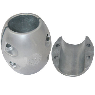 "Tecnoseal X10 Shaft Anode - Zinc - 2-1/4"" Shaft Diameter"