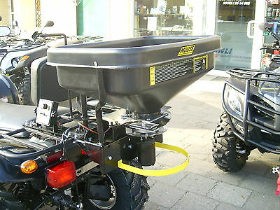 Salt/Fertilizer Spreader for Atv Quad Polaris, Can Am, Cf-Moto, Kymco, TGB ,