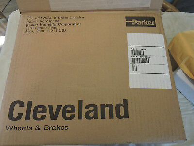 Cleveland 500x5 Aluminum Wheel & Brake Kit, #CWB199-103, New In Box!!