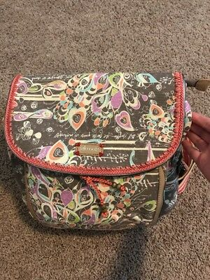 Sakroots Artist Circle Convertible Backpack The Harmony Project **NWT**
