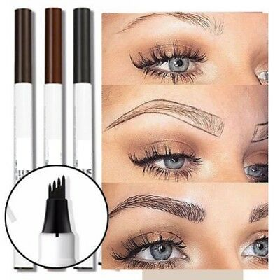 Microblading Tattoo Eyebrow Liquid Ink Pen Waterproof  FREE POSTAGE RRP £14.99
