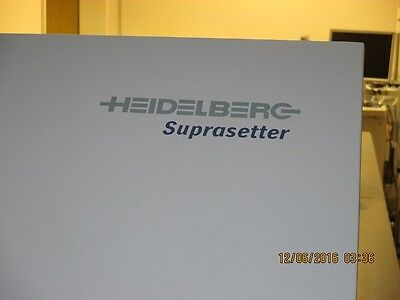 Heidelberg CTP A75 Suprasetter with Autoloader