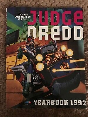 2000AD Year Book 1992
