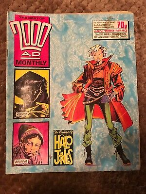 2000AD Monthly 40
