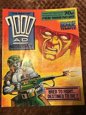 2000AD Monthly 29