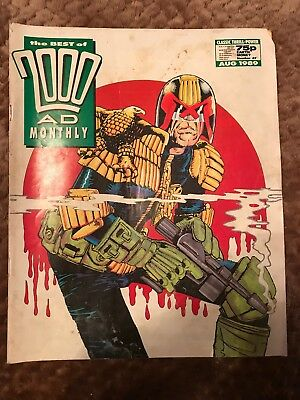 2000AD Monthly 47