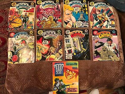 2000AD Monthly 21-29