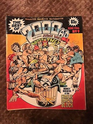 2000AD Monthly 9