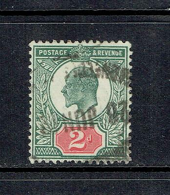 GREAT BRITAIN 130b, 1911 2P KING EDWARD VII USED (ID4129)