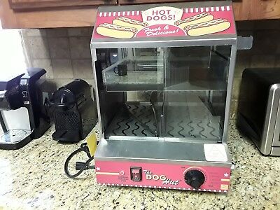 paragon 8020 hot dog hut steamer