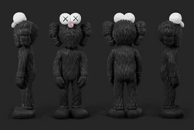 KAWS BFF Black, Vinyl Figur, 2017 sold out