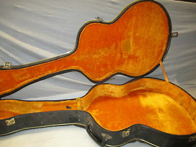 70's UNIVOX / IBANEZ BARNEY KESSEL CASE - FITS GIBSON