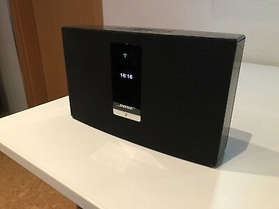 bose soundlink air apple airplay lautsprecher sounddock. Black Bedroom Furniture Sets. Home Design Ideas