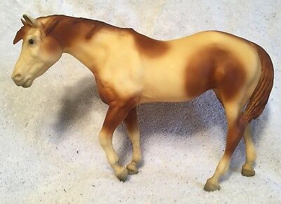 Vintage Breyer Horse Chestnut Pinto Indian Pony NO War Paint
