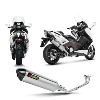 Ligne Complete Echappement Akrapovic Titane Maxi Scooter Yamaha T-Max 500/530