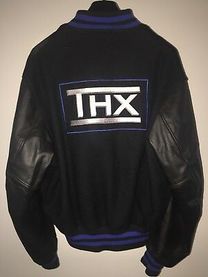 Brand New Very Rare Original Lucas Film THX Bomber Jacket