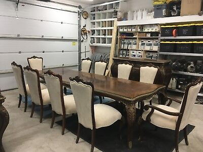 Large Custom Dining Suite