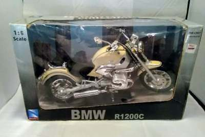 BMW R1200C Motorcycle Road Rider Collection NIB Never Taken Out Display 1:6