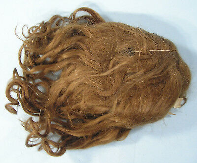 Mohair Doll Wig from the 1950s or Earlier TLC