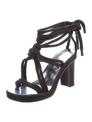 ISABEL MARANT Tasman Sandals - Black / Size 37 / Retailed for $860