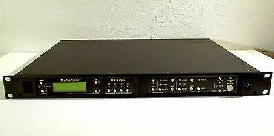 RTS Telex RadioCom BTR-800 Base Station Wireless Intercom System - B4 Band