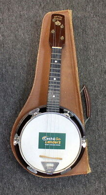 British Made GH&S Model Xs Banjo ~ British Made