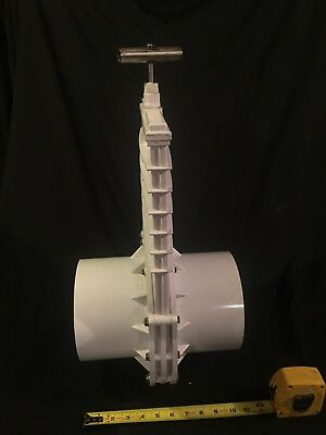 "Valtera 6"" Gate Valve Assembly"