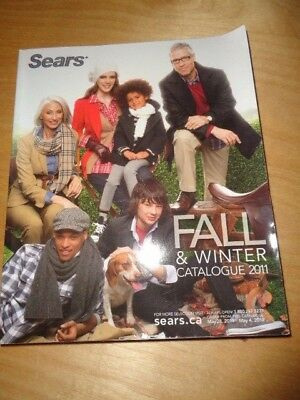 Sears Catalog Fall & Winter 2011