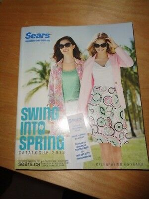 Sears Catalog Spring & Summer 2013