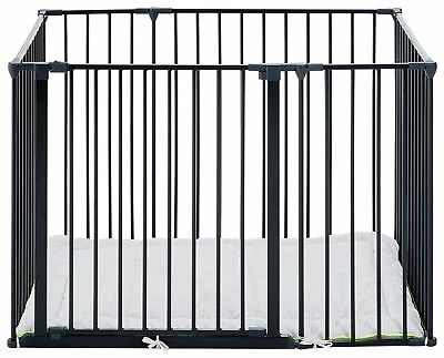 BabyDan Square Metal Playpen - Black. From the Official Argos Shop on ebay