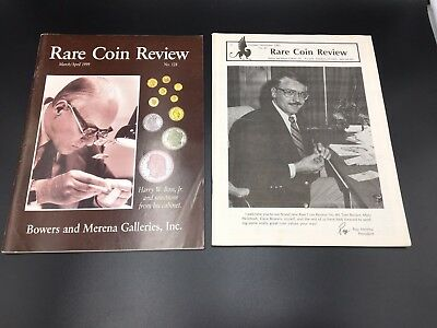 2 Issues Of Rare Coin Review