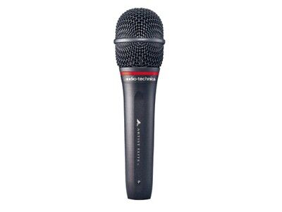 AUDIO-TECHNICA AE6100 Hypercardioid Dynamic Handheld Microphone