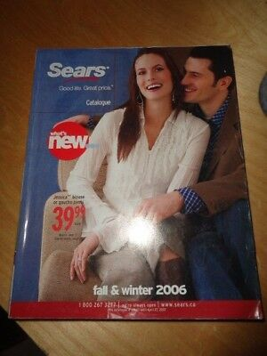 Sears Catalog Fall & Winter 2006
