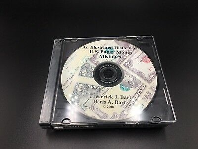 An Illustrated History Of U.S. Paper Money Mistakes Errors DVD