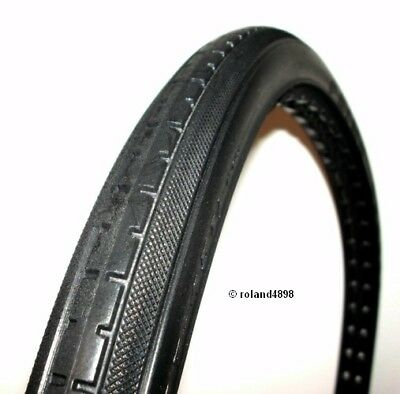 Pr1mo Wheelchair Tyre Solid Polyurethane Black 20 x 1-3/8