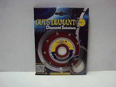 DIAMOND DISC FOR use general ø 115 CUTS DIAMANT CODE CD 105