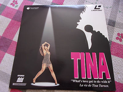 "Laserdisc (Tina)""what's Love Got To Do With It"""