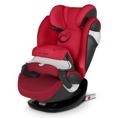 Car seat group 1/2/3 Kg. 9-36 Pallas M-Fix Rebel Red Red Cybex
